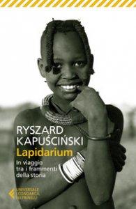 Copertina di 'Lapidarium. In viaggio tra i frammenti della storia'