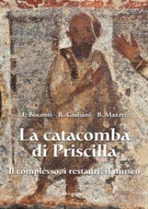 Copertina di 'La catacomba di Priscilla'