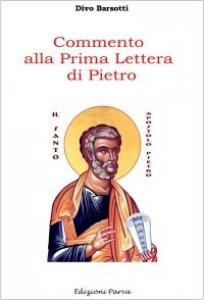 Copertina di 'Commento alla prima Lettera di Pietro'