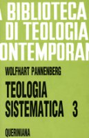 Teologia sistematica [vol_3] (BTC 089) - Pannenberg Wolfhart