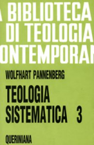 Copertina di 'Teologia sistematica [vol_3] (BTC 089)'