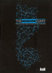 Copertina di 'The mission diary'