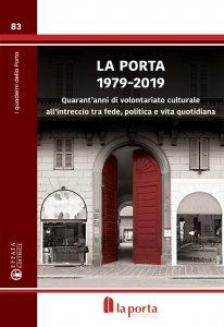 Copertina di 'La porta 1979-2019'