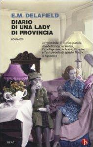 Copertina di 'Diario di una lady di provincia'
