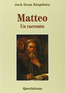 Copertina di 'Matteo. Un racconto'