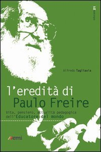 Copertina di 'L' eredità di Paulo Freire'