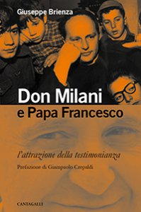 Copertina di 'Don Milani e Papa Francesco'
