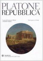 Repubblica. Testo greco a fronte - Platone