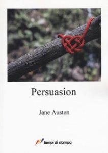 Copertina di 'Persuasion'