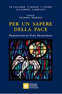 Copertina di 'Per un sapere della pace'