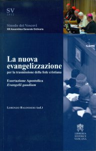 Copertina di 'La nuova evangelizzazione per la trasmissione della fede cristiana'