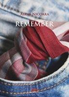 Remember. Ediz. italiana - Nicoara Alina