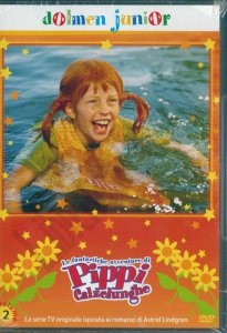 Copertina di 'Le fantastiche avventure di Pippi Calzelunghe - Vol. 2'
