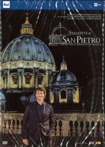 Copertina di 'Stanotte a San Pietro'