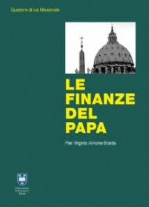 Copertina di 'Le finanze del Papa'