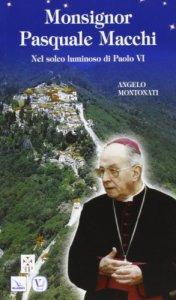 Copertina di 'Monsignor Pasquale Macchi'