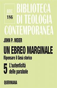 Copertina di 'Un ebreo marginale. Vol. 5'