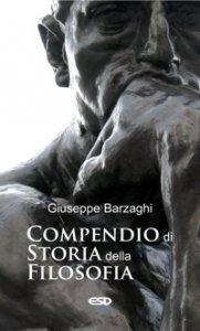 Copertina di 'Compendio di storia della filosofia'