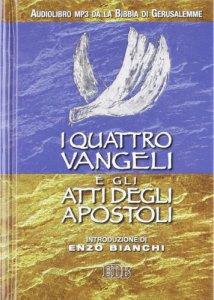 Copertina di 'I quattro Vangeli e gli Atti degli apostoli'
