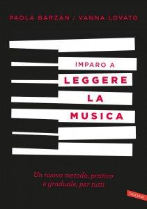 Copertina di 'Imparo a leggere la musica'