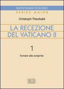 Copertina di 'La recezione del Vaticano II'