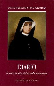 Copertina di 'Diario di santa Maria Faustina Kowalska'
