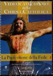 Copertina di 'Videocatechismo della Chiesa Cattolica, Vol. 4'