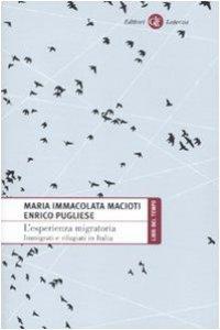 Copertina di 'L' esperienza migratoria. Immigrati e rifugiati in Italia'