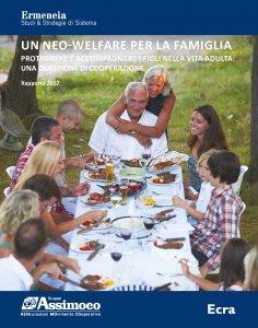 Copertina di 'Un neo-welfare per la famiglia'