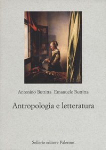 Copertina di 'Antropologia e letteratura'
