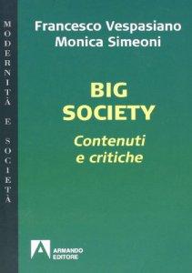 Copertina di 'La big society'