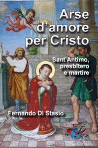 Copertina di 'Arse d'amore per Cristo'
