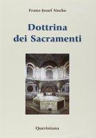 Dottrina dei sacramenti - Nocke Franz-Josef