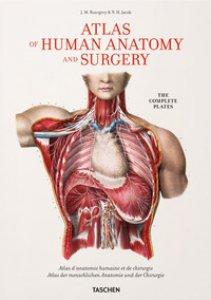 Copertina di 'Atlas of human anatomy and surgery. Ediz. multilingue'