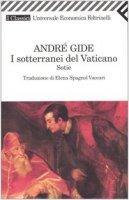 I sotterranei del Vaticano. Sotie - Gide André