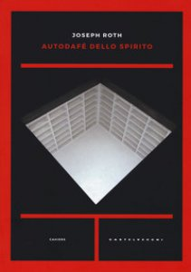 Copertina di 'Autodafé dello spirito'