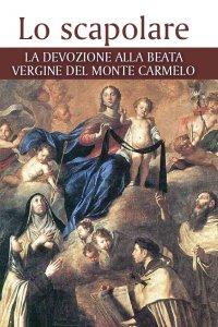 """Copertina di 'Libricino """"Devozione alla Madonna del Carmine"""" + scapolare'"""