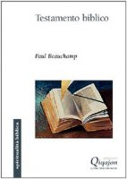 Testamento biblico - Beauchamp Paul