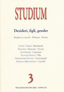 Copertina di 'Studium (2016). Volume 3'