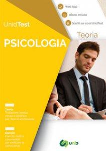 Copertina di 'Manuale di teoria per il test di ammissione a Psicologia. Con ebook. Con Contenuto digitale per accesso on line'