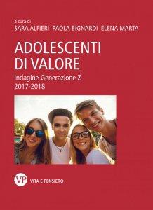 Copertina di 'Adolescenti di valore'