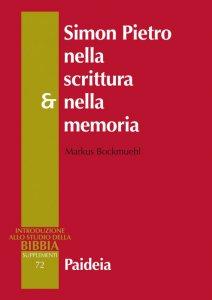 Copertina di 'Simon Pietro nella scrittura e nella memoria'