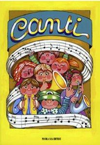 Copertina di 'Canti.'