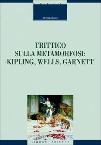 Copertina di 'Trittico sulla metamorfosi'