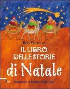 Copertina di 'Libro delle storie di Natale'