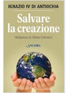 Copertina di 'Salvare la creazione'