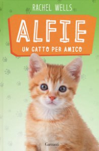 Copertina di 'Alfie un gatto per amico'