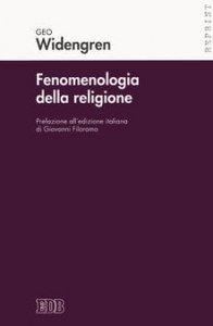 Copertina di 'Fenomenologia della religione'