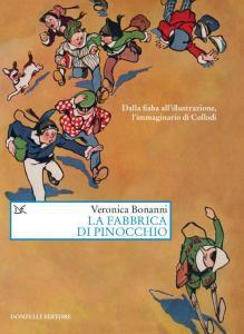 Copertina di 'La fabbrica di Pinocchio'