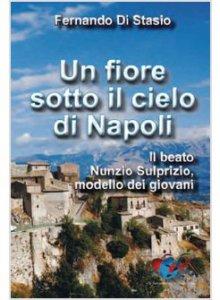 Copertina di 'Un fiore sotto il cielo di Napoli'
